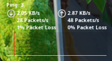 Fortnite パケットロス Packet Loss
